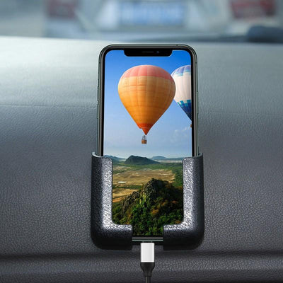 Phone holder in car porta celular para auto universal cup holder phone mount phone stand car holders portatelefonos coche 2020