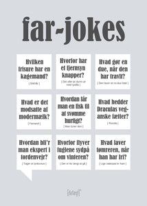Far Jokes plakat