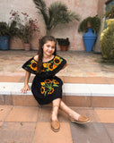 Alina Floral Dress for Girls