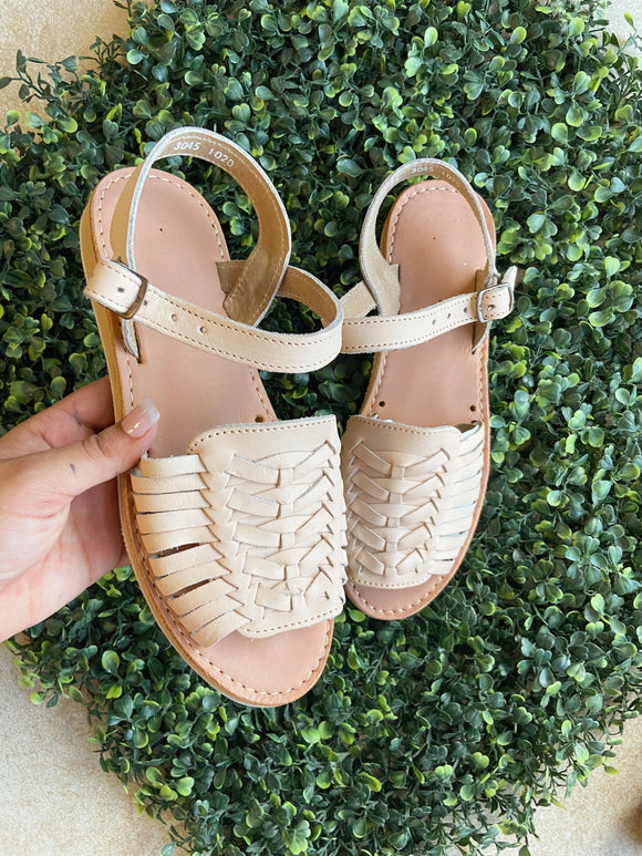 Salinas Leather Sandals