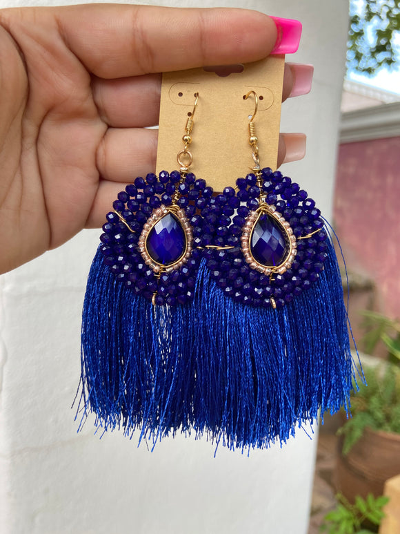 Brillo Handmade Earrings