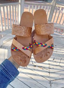 Acapulco Leather Sandals