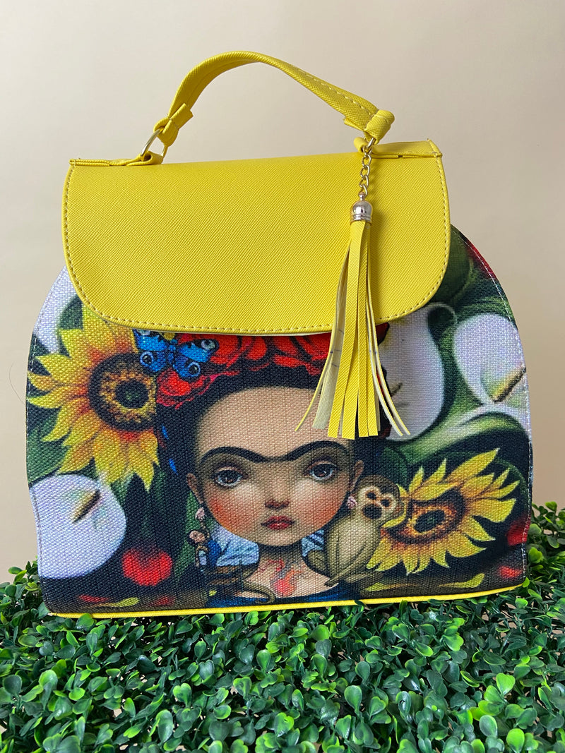 Kahlo Backpack