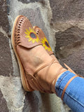 Marisol Leather Huaraches