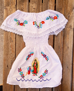 Virgencita Dress for Girls
