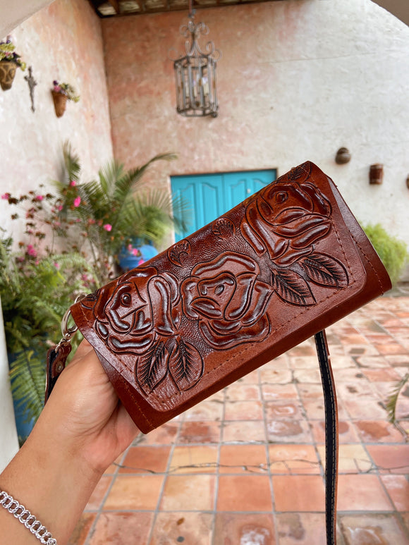 Reynosa Leather Wallet