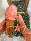 Martita Lace Up