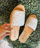 Nakawé Leather Sandals