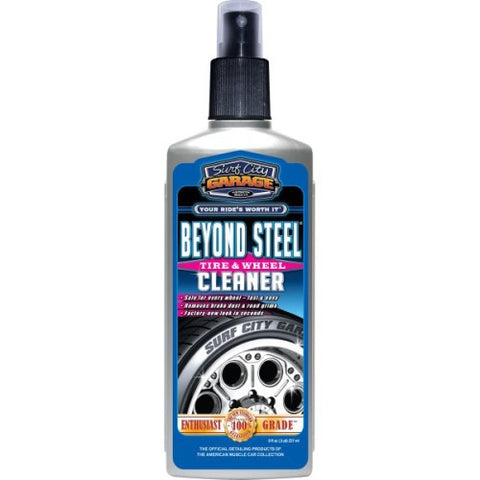 Surf City Garage Beyond Steel Tire & Wheel Cleaner Sample