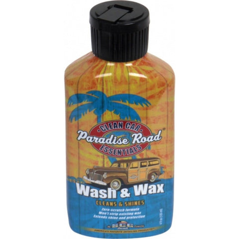 Paradise Road Wash & Wax Sample