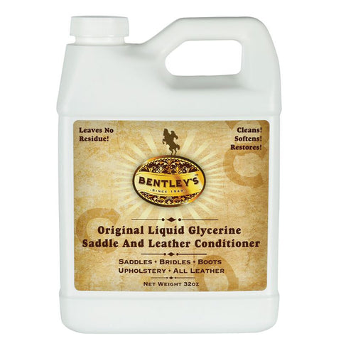 Bentley's Original Liquid Glycerine Saddle and Leather Conditioner