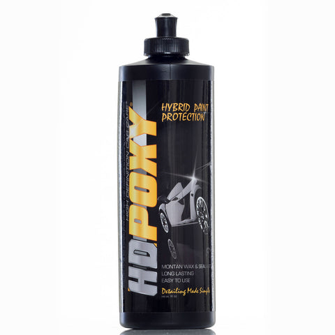 3D HD Poxy - Montan Wax & Sealant
