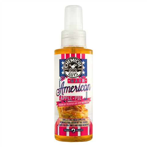 Chemical Guys Warm American Apple Pie Air Freshener Sample