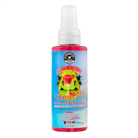 Chemical Guys Strawberry Margarita Air Freshener Sample