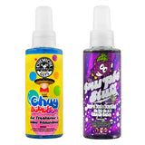 Chemical Guys Chuy Bubblegum & Purple Stuff Air Freshener Combo Sample