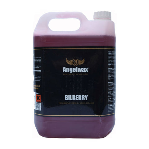 AngelWax Bilberry - Superior Wheel Cleaner (Concentrate) - 5 Litre