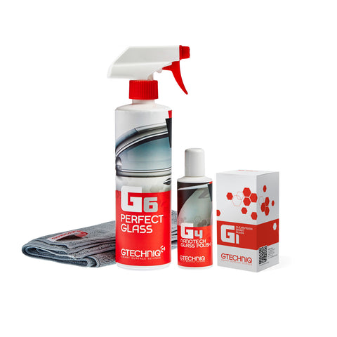 Gtechniq Automotive Glass Care Kit