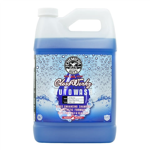 Chemical Guys Glossworkz Auto Wash - 1 Gallon
