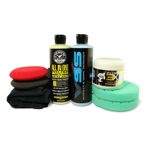 Chemical Guys V4 Correction and Protection Kit