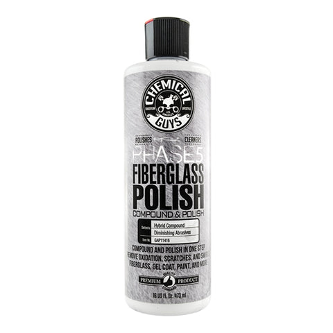 Chemical Guys Phase 5 Fiberglass Compound & Polish