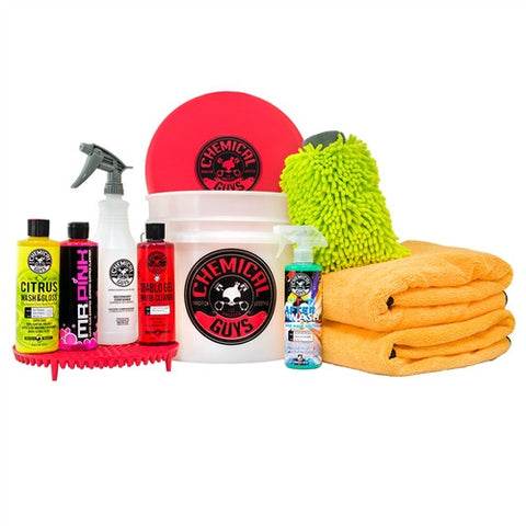 Chemical Guys Best Car Wash Bucket Kit