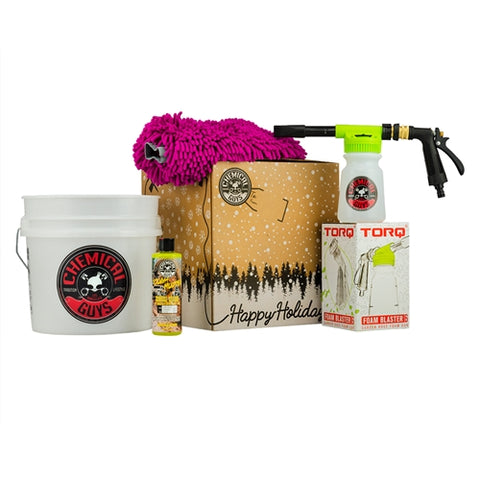 Chemical Guys Ultimate Truck Wash Foam Gun Bucket Gift Set