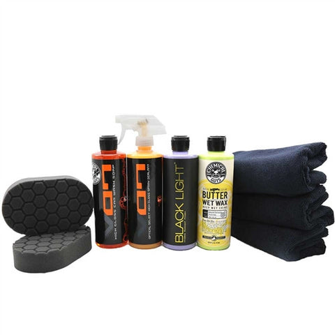 Chemical Guys Black Car Care Kit