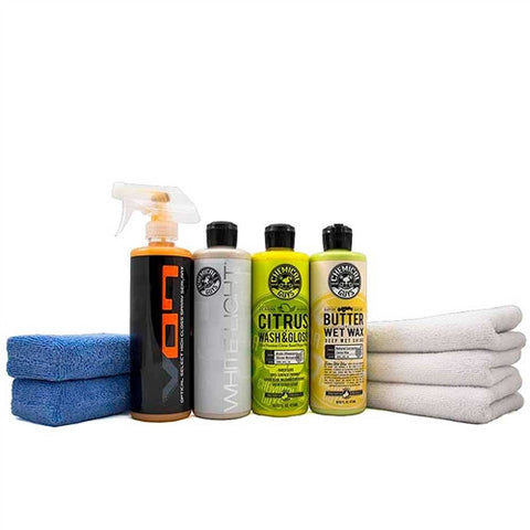 Chemical Guys White Car Care Kit
