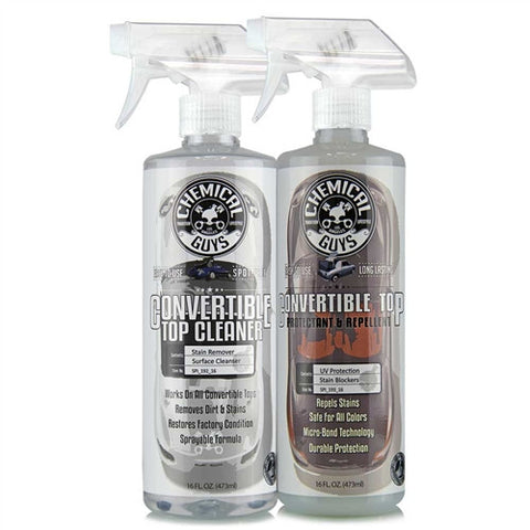 Chemical Guys Convertible Top Cleaning and Protectant Kit