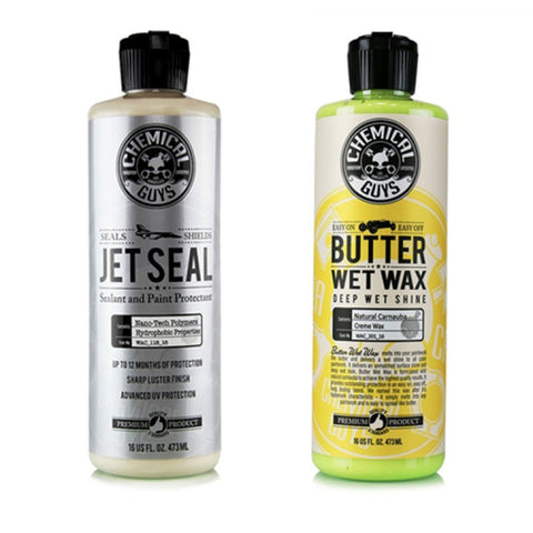 Chemical Guys Seal & Wax Duo
