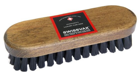 Swissvax Cleaning Brush for Leather and Alcantara