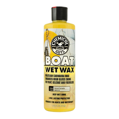 Chemical Guys Boat Wet Wax