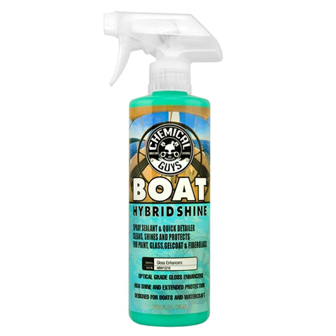 Chemical Guys Boat Hybrid Shine Quick Detail Spray