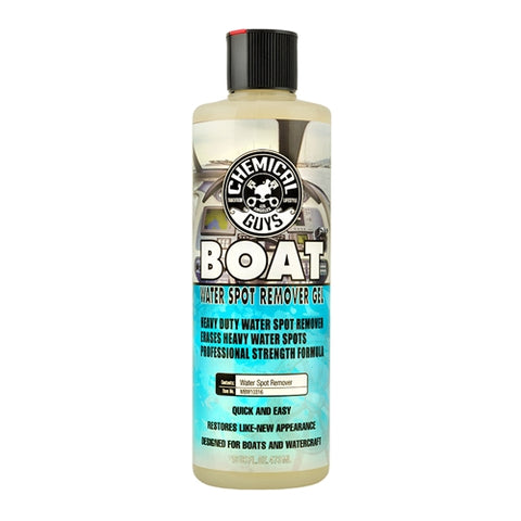 Chemical Guys Boat Heavy Duty Water Spot Remover Gel