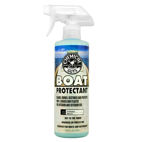 Chemical Guys Boat Vinyl & Rubber Protectant