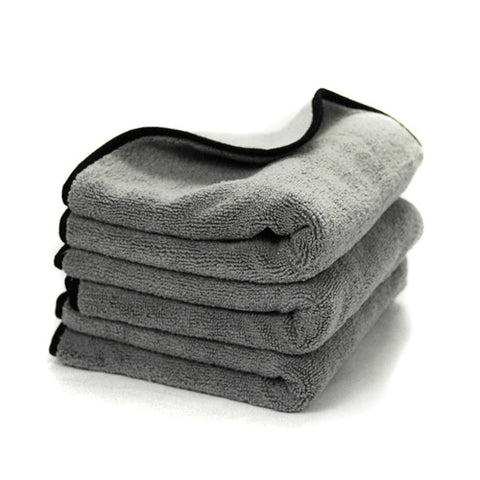 Chemical Guys Ultra Plush Microfiber Detailing Towels 3pk