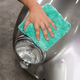 Chemical Guys Happy Ending Edgeless Buffing Towel Green 3pk