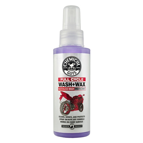 Chemical Guys Full Cycle Waterless Wash & Wax Sample