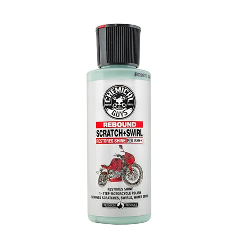 Chemical Guys Rebound Scratch & Swirl Remover Sample