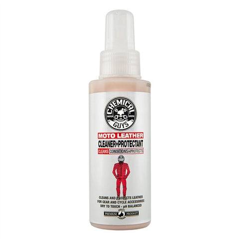 Chemical Guys Moto Leather Cleaner & Protectant Sample