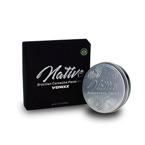 Vonixx Native Brazilian Carnauba Paste Wax