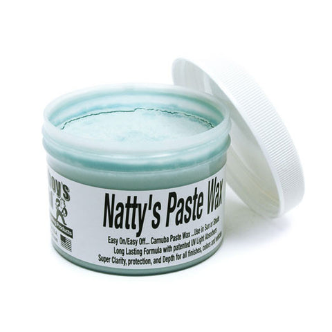 Poorboys World Natty's Paste Wax Blue