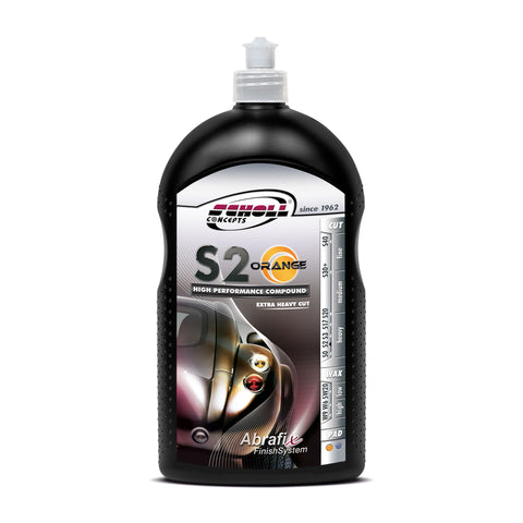Scholl Concepts S2 Orange Rubbing Compound
