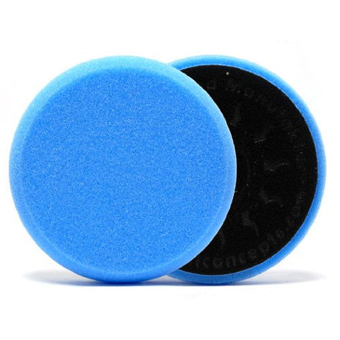 Scholl Concepts Polishing Pad 145mm - Blue