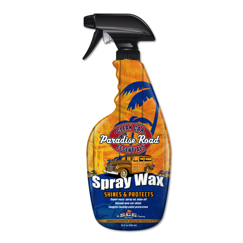 Paradise Road Spray Wax