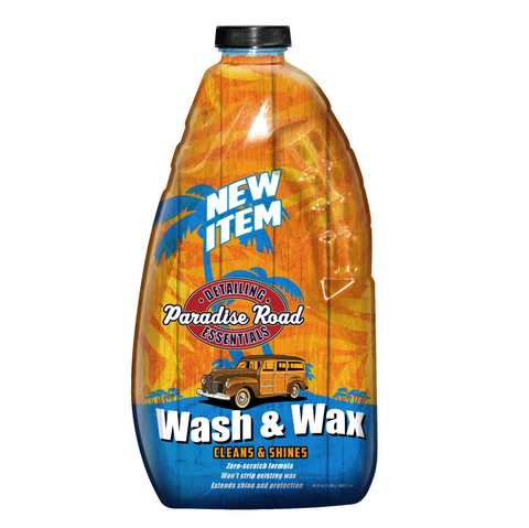 Paradise Road Wash & Wax