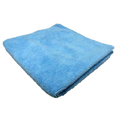 Joe's Plush Microfibre Cloth Blue