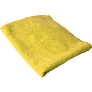 Joe's Plush Microfibre Cloth Yellow