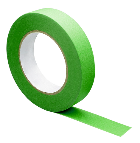 Safe Products SP80 Green High Performance Masking Tape 24mm