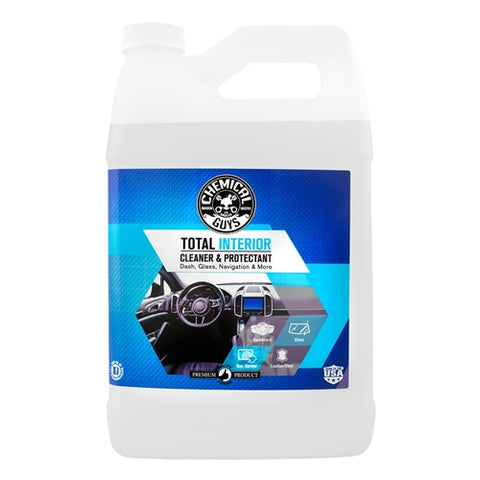 Chemical Guys Total Interior Cleaner & Protectant - 1 Gallon